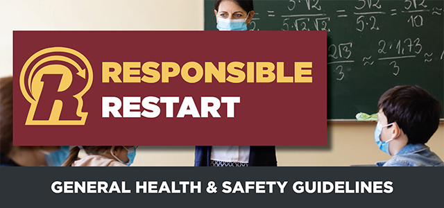 Responsible Restart Health and Safety image linking to pdf