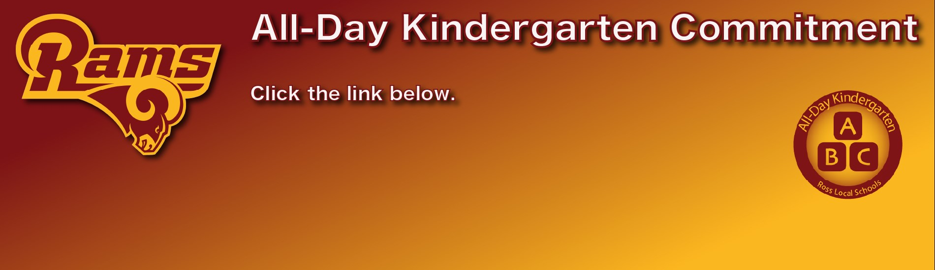 All-Day Kindergarten Commitment